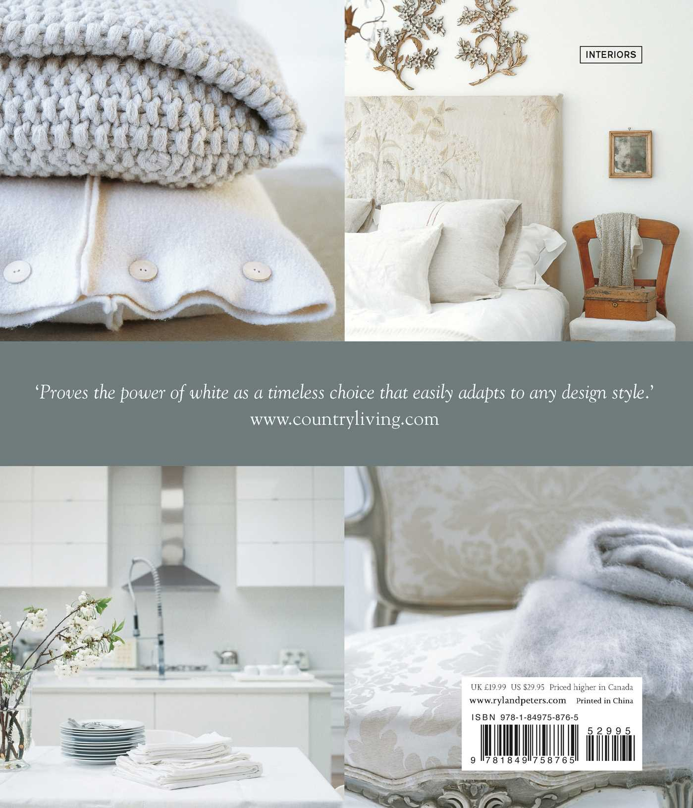 Amazon.com: At Home With White (9781849758765): Atlanta Bartlett, Karena  Callen: Books
