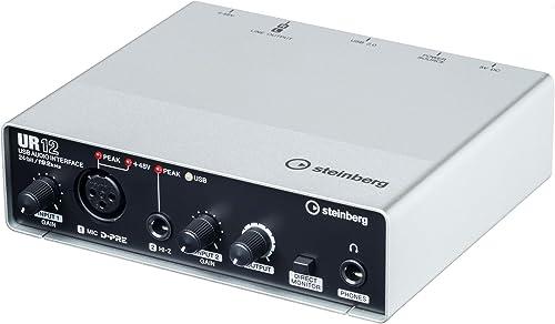 Steinberg UR12 USB Audio Interface