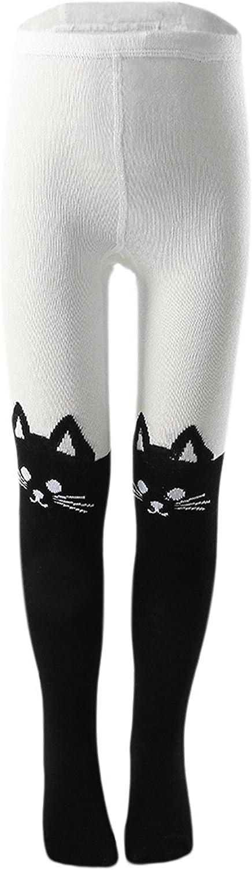 EOZY-Collant Bambina Calzamaglia Ragazza Leggings Fumetto Invernali Calze