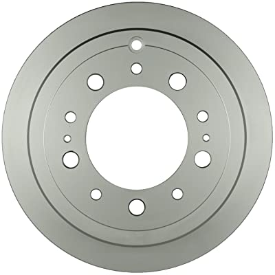 Bosch 50011249 QuietCast Premium Disc Brake Rotor For 1998-2007 Lexus LX470 and 1998-2007 Toyota Land Cruiser; Rear: Automotive
