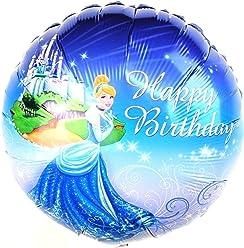 R41F30 3x Coco Trickfilm Helium Folienballon Kinder Geburtstag Geschenk Festival