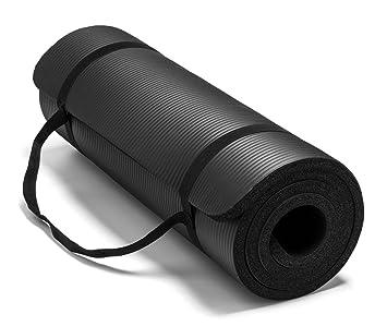 Amazon.com: Estera de ejercicios, de la marca Spoga, 1/2 ...