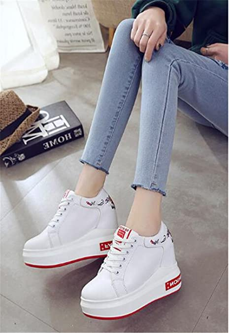 Amazon.com | Womens Spring and Autumn Running Shoes Fashion Sports Shoes Casual Shoes | Fashion Sneakers
