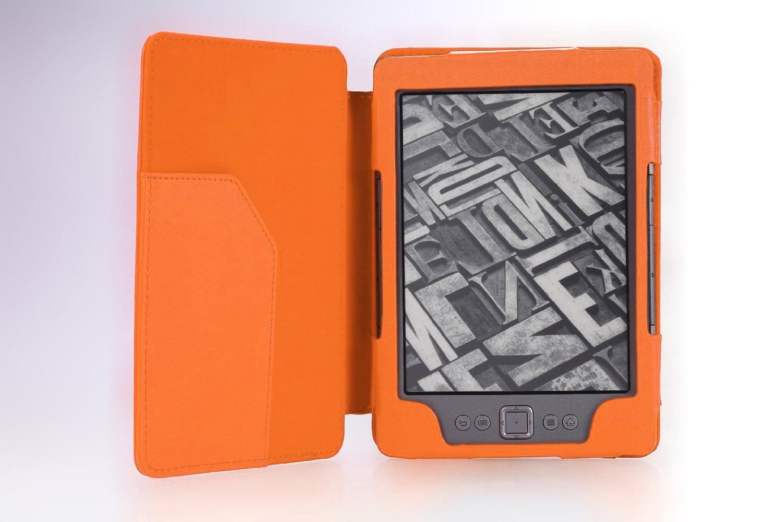 MoKo Amazon Kindle 4th Gen Case - Premium Cover Case: Amazon