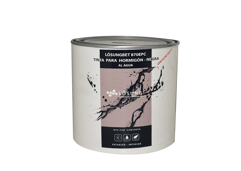 Tinta Para Hormigon (3 l) Chemische Lösungen S.L