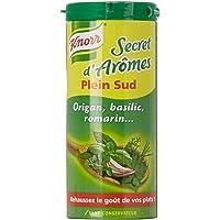 Knorr Assaisonnement En Poudre Secret D'Arômes Plein Sud Tube 60g - Lot de 1