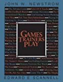 Games Trainers Play (McGraw-Hill Training Series)