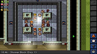 The Escapists - Alcatraz [Online Game Code]