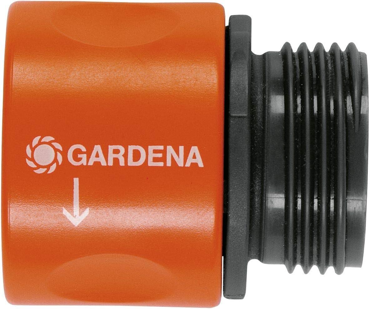 Anschlussteil als Übergang von einer Schlauchve GARDENA Übergangs-Schlauchstück