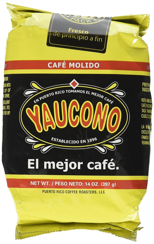 Amazon Com Cafe Yaucono Original Coffee Beans 2 Pounds