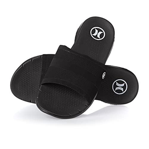8414419f8 Hurley Sandals Men Phantom Free Slide Sandals  Amazon.co.uk  Shoes   Bags