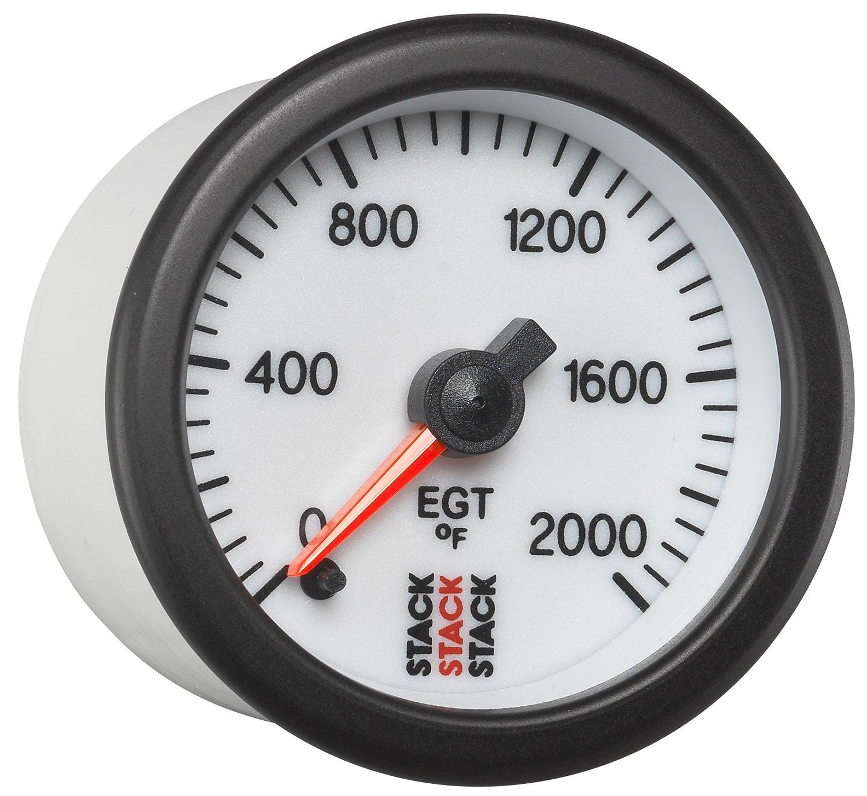 Auto Meter ST3364 Gauge Pyrometer (EGT)