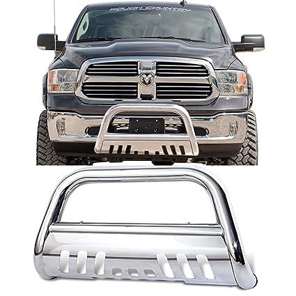 Dodge Ram Bull Bar >> Amazon Com Bull Bar Fits 2009 2017 Dodge Ram 1500
