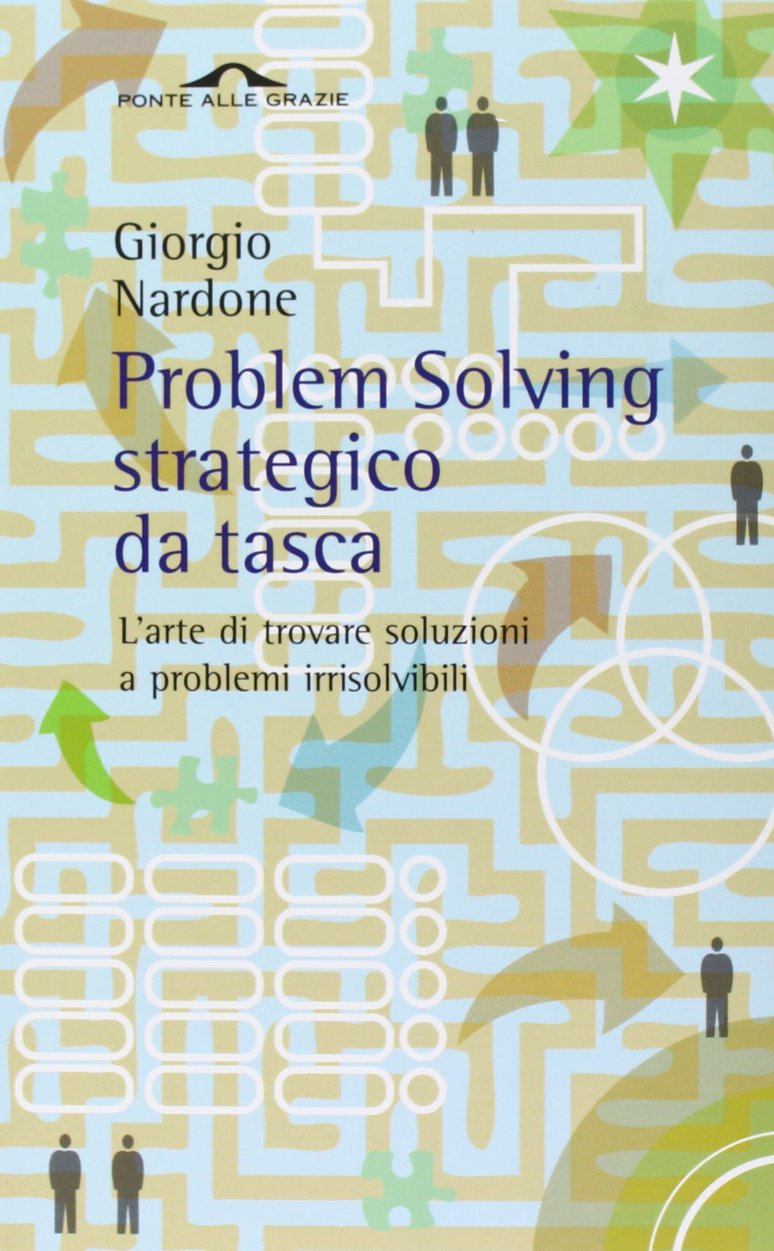 giorgio nardone problem solving strategico da tasca