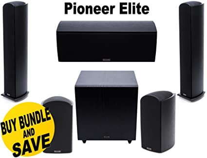 Pioneer Elite SP EFS73 Dolby Atmos Enabled Andrew Jones Floorstanding Speakers Pair