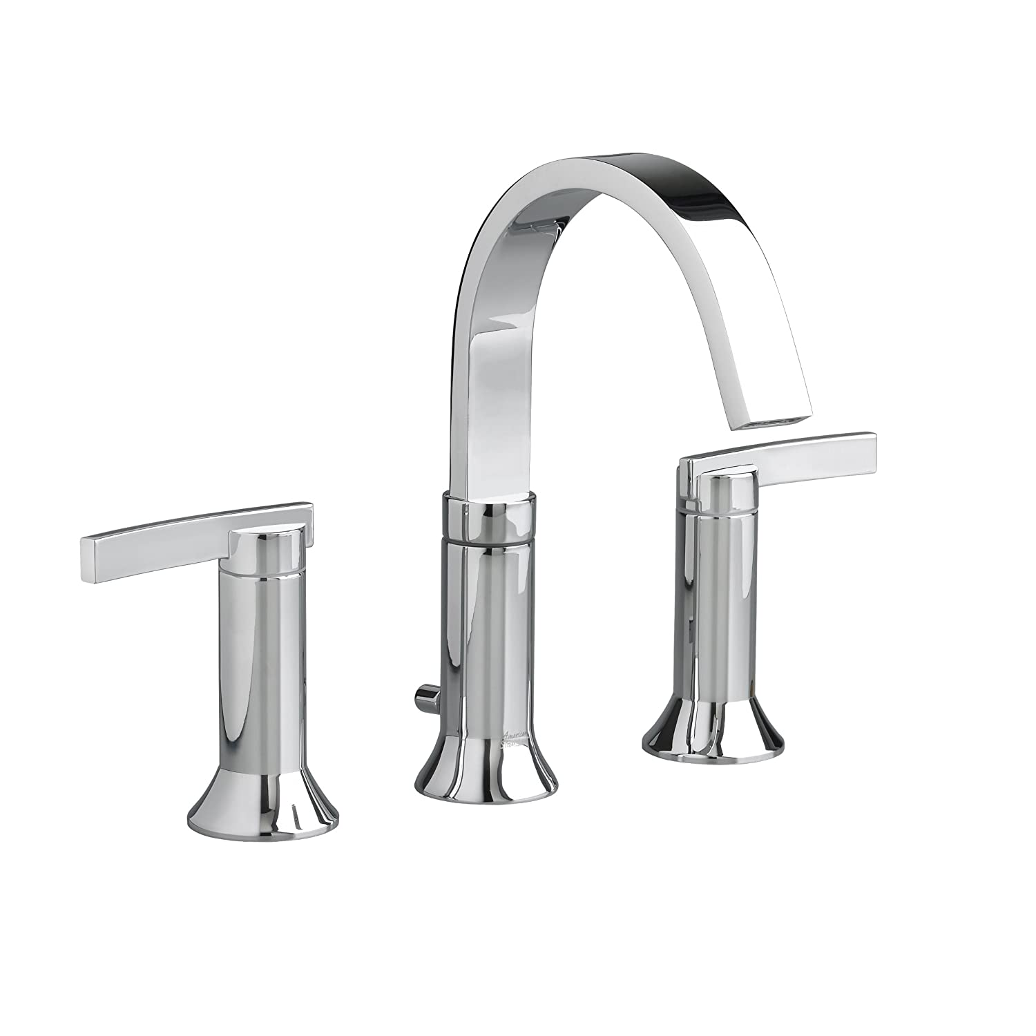 American Standard 7430.801.002 Berwick 2 Lever Handle Widespread Faucet, Polished Chrome