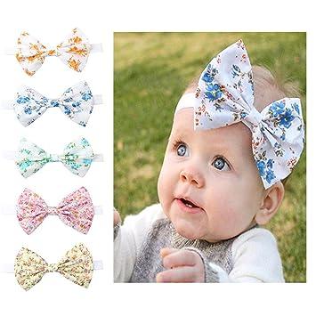 Turban Multicolor Cotton Head Band For Baby Headband Bow Hairband Knot Rabbit