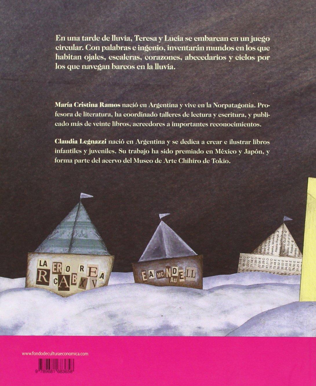 Amazon.com: Barcos en la lluvia (Spanish Edition) (9789681683658): Ramos María Cristina, Claudia Legnazzi: Books