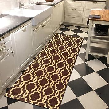 yellow and white polka dot rug