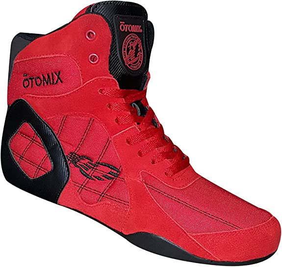 Otomix Mens Warrior Bodybuilding Boxing Weightlifting MMA Shoes