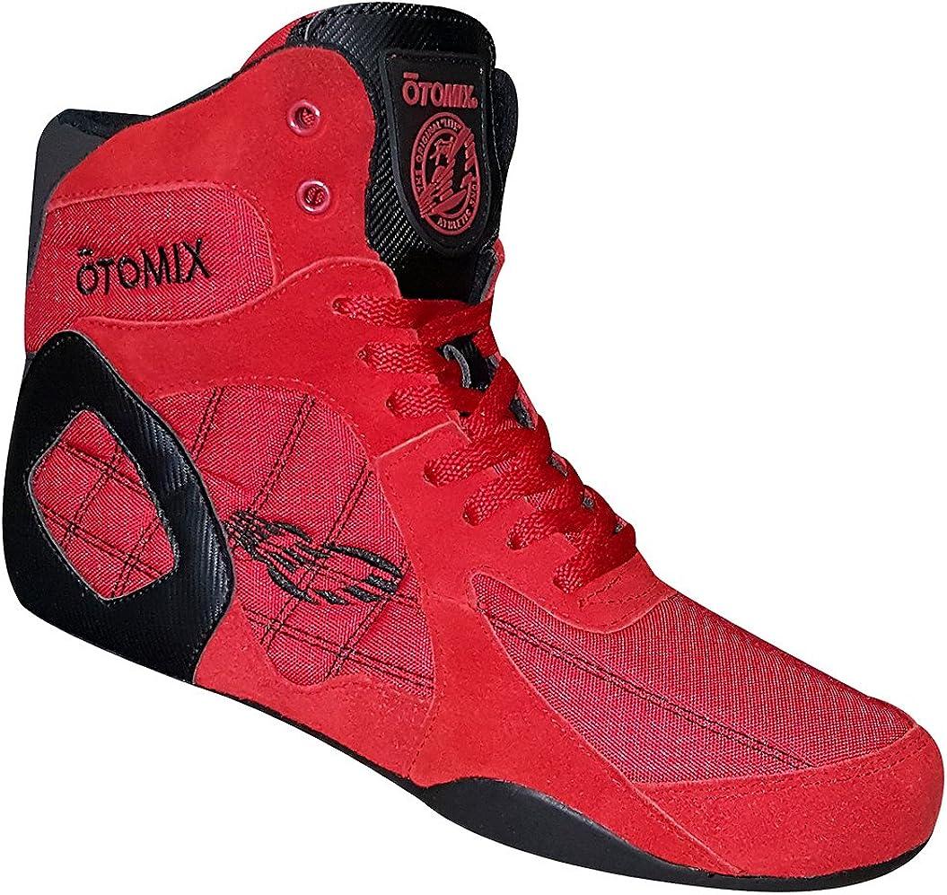 Yellow Otomix Ninja Warrior Bodybuilding Combat MMA Wrestling Shoe