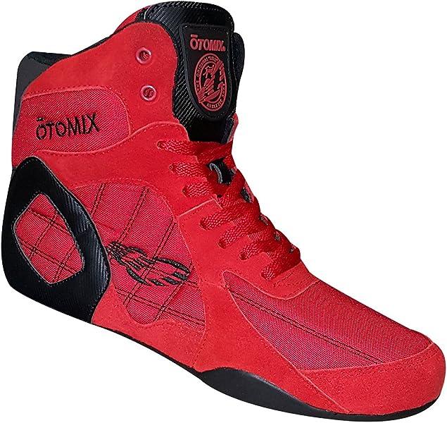 54580d5c0f OTOMIX Ninja Warrior Red: Amazon.de: Schuhe & Handtaschen