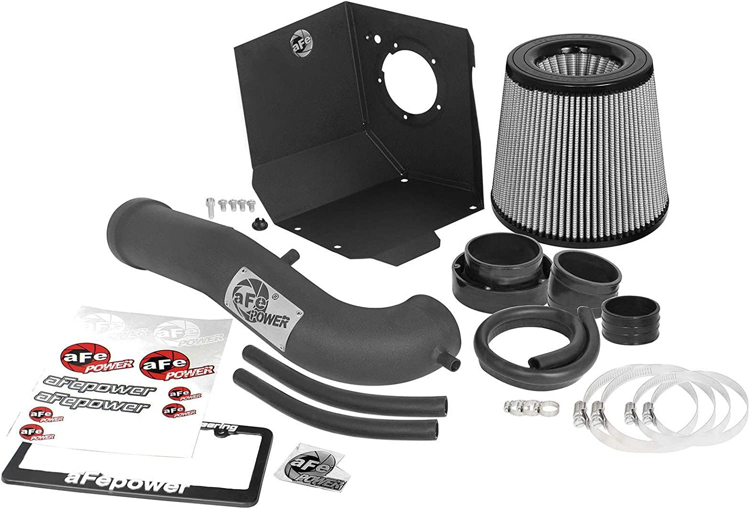 Non-CARB Compliant aFe Power 51-12332-GR Magnum FORCE Performance Air Intake System