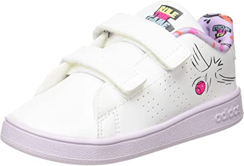 adidas advantage i scarpe da ginnastica unisex bambini