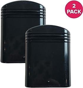 Think Crucial Replacement Batteries Compatible with Eureka Vacuum Models 96 96A 96A-1 96B 96D 96DZ 96DZ-1 96F 96F-1 96H 96JZ, 97A Battery, 6V 2200mAh Li-Ion, Fits Part # 60776, 68112, 39150 (2 Pack)