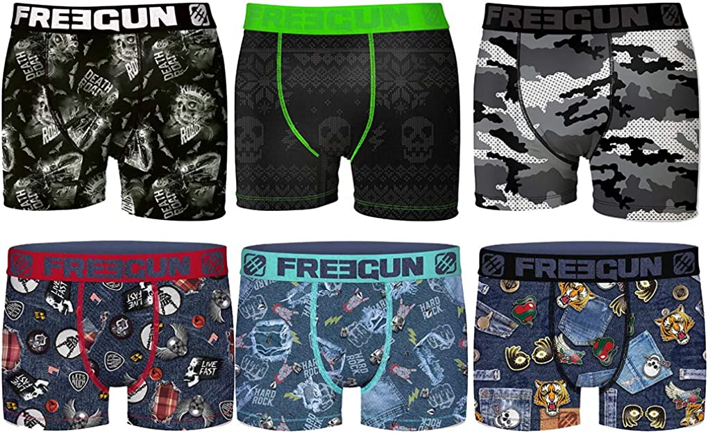 Star Wars Boxer for Mens in Microfiber-Assortment Models Photos According to Arrivals