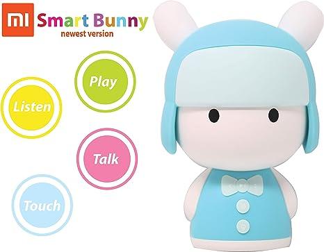 Amazon.com: MITU Smart Bunny Mini versión – Story Robot y ...