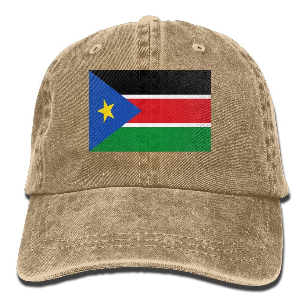 MASDUIH Flag Of Palestine Denim Hat Baseball Caps Adjustable Plain Cap