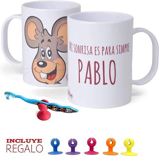 Ratoncito Perez taza PERSONALIZADA con nombre , bonito regalos ...