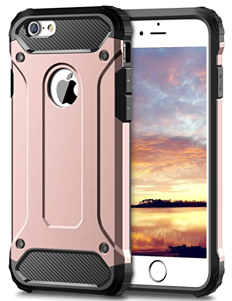 iPhone 7 móvil, coolden Heavy Duty - Tanque iPhone 7 Carcasa ...