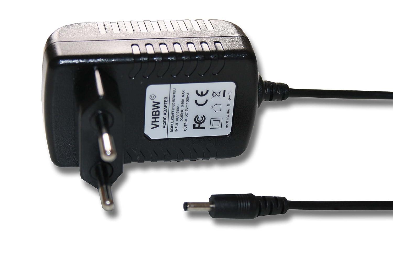 vhbw 220V Netzteil Ladegerät Ladekabel 18W mit: Amazon.de: Computer ...