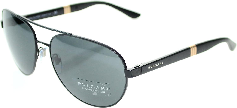 Bvlgari Gafas de Sol BV5025 BLACK - GRAY: Amazon.es: Ropa y accesorios