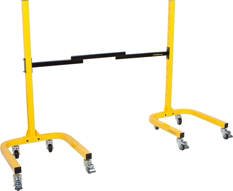 Suspenz Adjustable Crossbar for Rolling Storage Rack