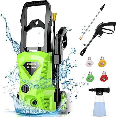 Electric Pressure Boat Washer [Homdox] Picture