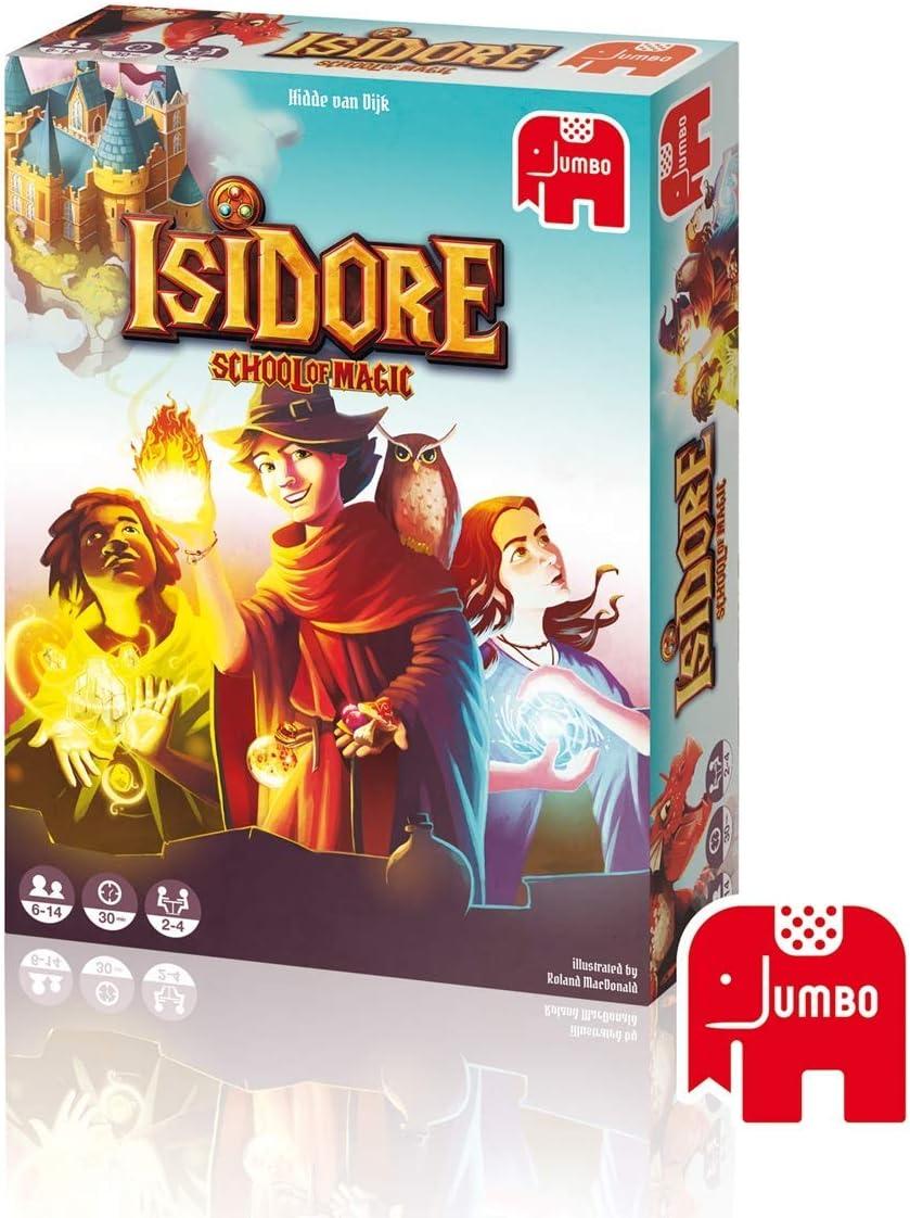 Diset- Isidore School of Magic, Multicolor (62401): Amazon.es ...