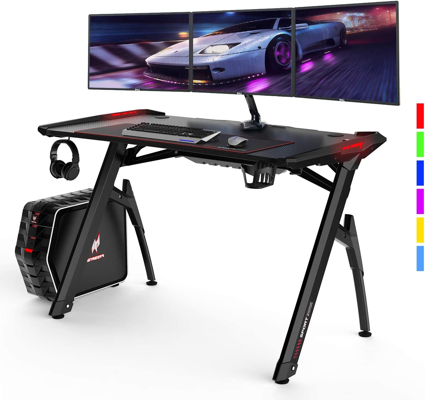 Best RGB Gaming Desks