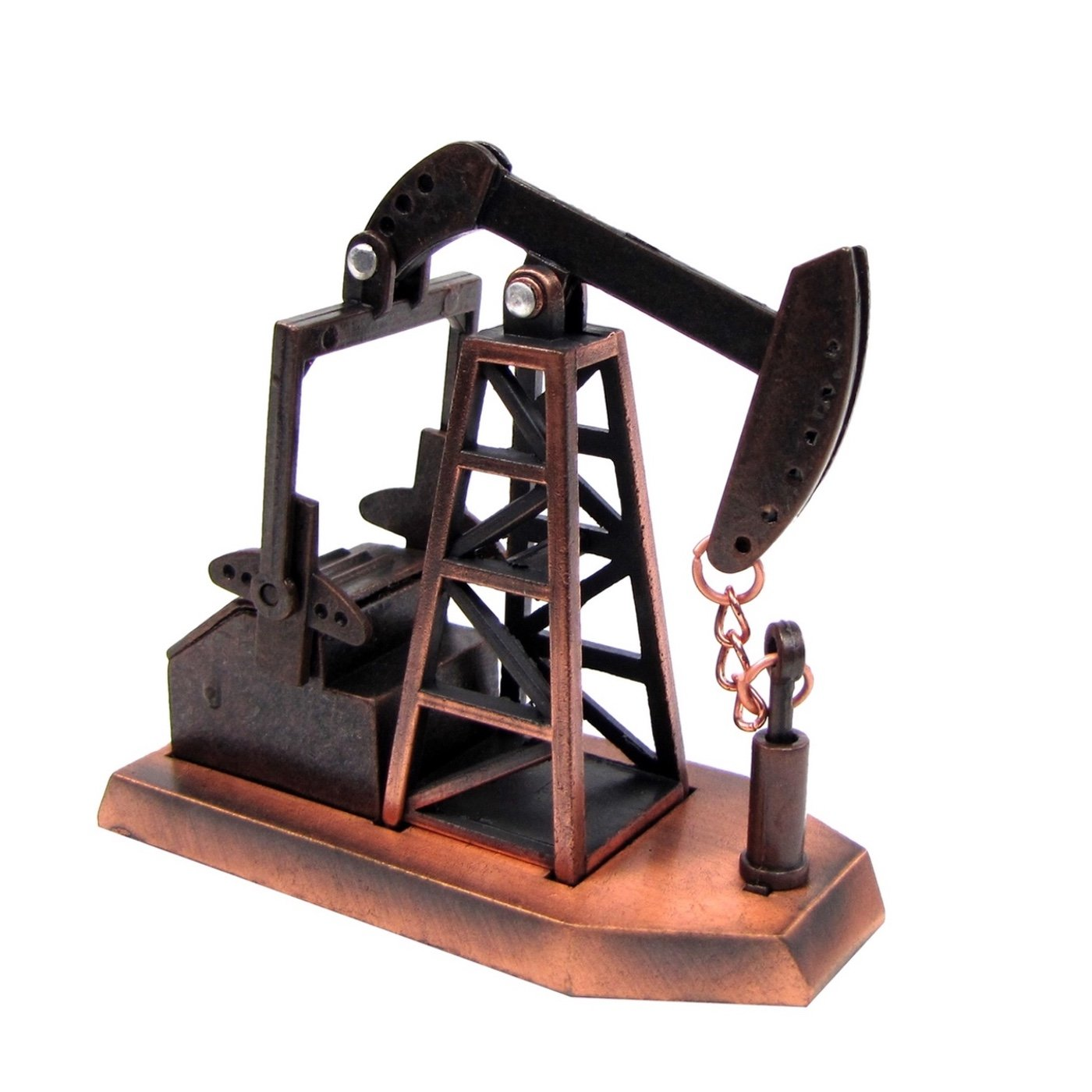 tgllc 148 o gauge scale replica oilfield oil pump jack rig die