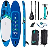 AZTRON Mercury 10.10ft 330cm Inflatable Stand UP Paddle Board SUP Riders < 140kg