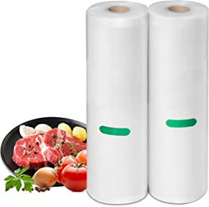 Vacuum Sealer Bags For Freezer Storage Machine 2 Pack of Vacuum Sealers Unlimited - 11