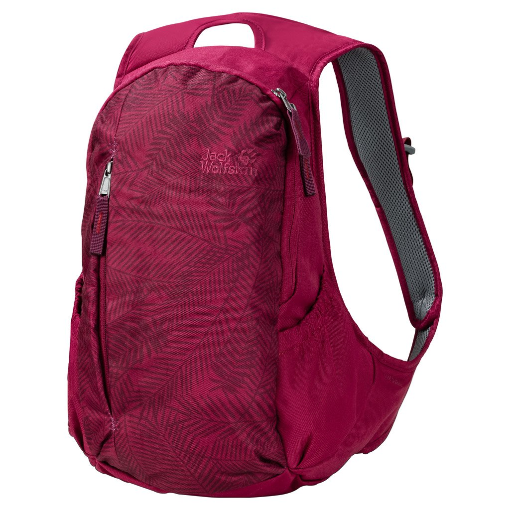 Jack Wolfskin Ancona Hiking Daypacks, Leaf Red, One Size