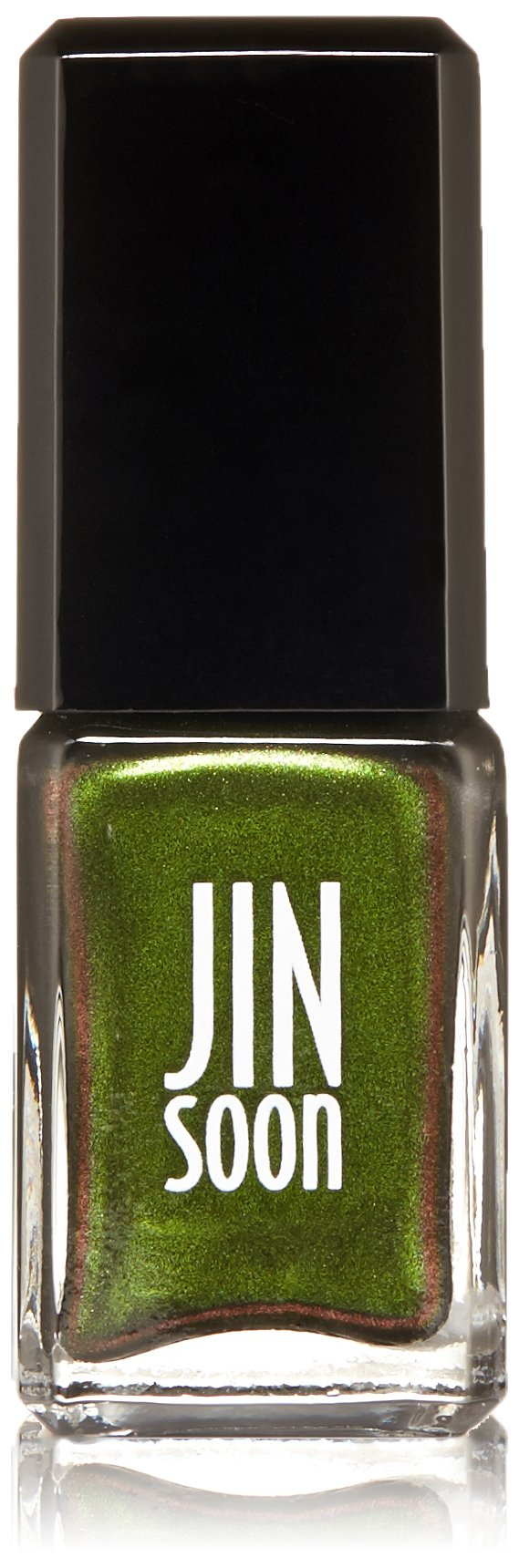 Amazon.com: JINsoon Nail Lacquer, Obsidian: Luxury Beauty