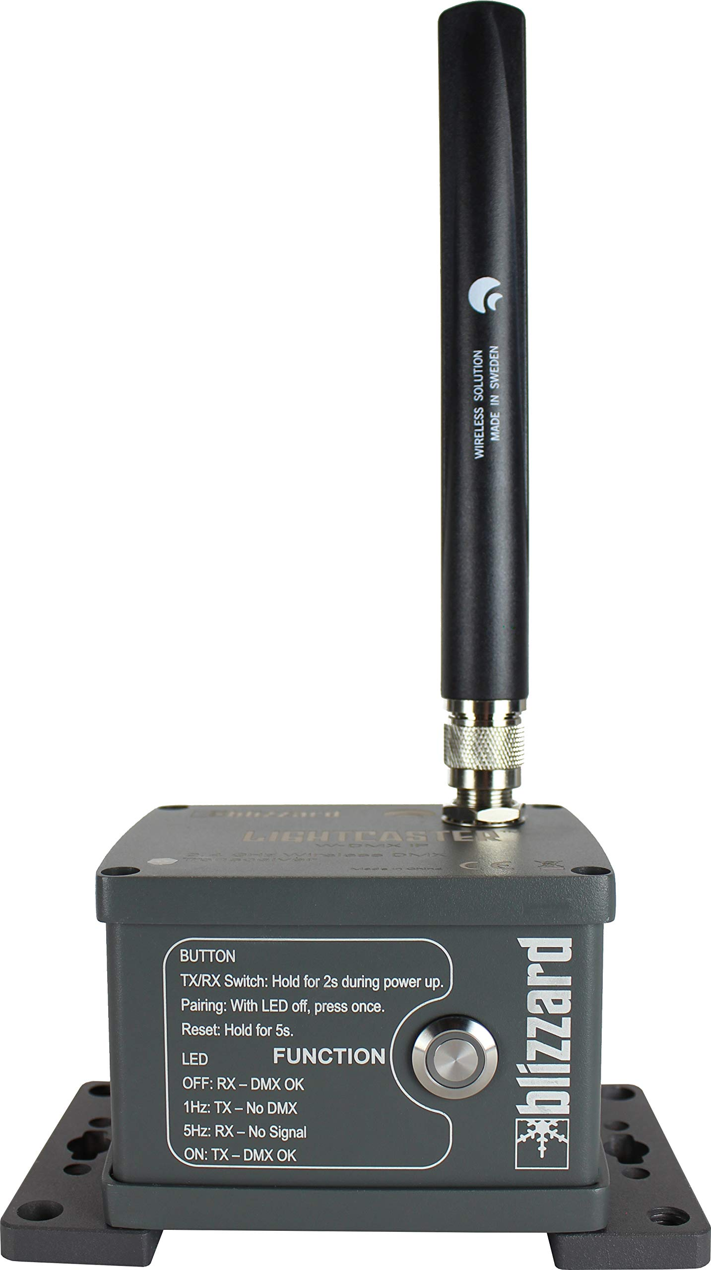 LightCaster WDMX IP