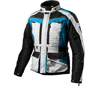 SHIMA HORIZON Black XS-3XL Mens Waterproof All Season Travel X-Shell Vented Motorcycle Jackets