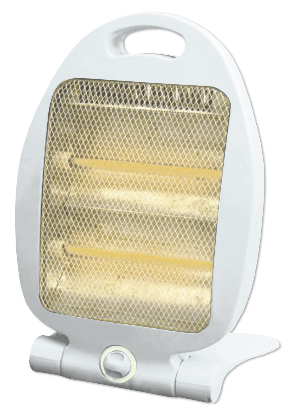 Good Ideas 2in1 Halogen Heater Tilt Safety Switch (846) Portable, Heater ideal for quickly warming a room, caravans, flats. 400w or 800w Manufactured for Good Ideas