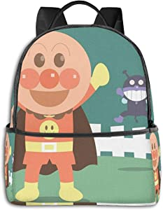 Anpanman Student School Bag School Cycling Leisure Travel Camping Outdoor Backpack