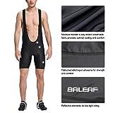 Baleaf Men's Elite Cycling Bib Tights Shorts UPF